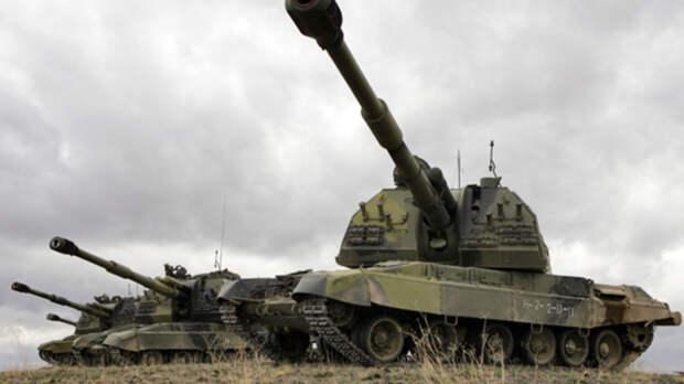ВКремле дали комментарий о«блуждающих» гаубицах вРостовской области