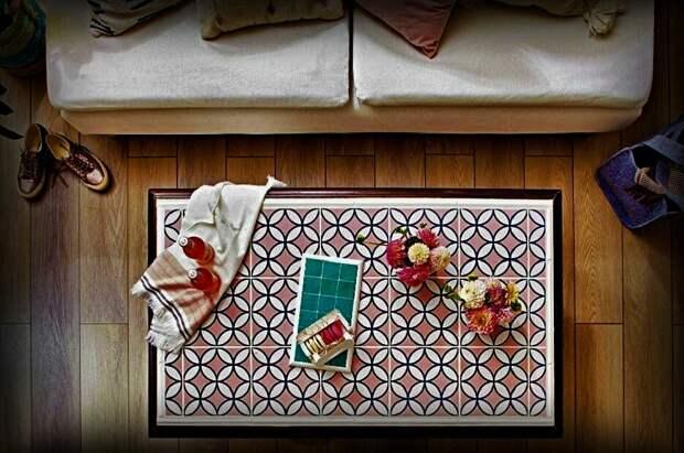 Выбрасывать и не придётся! 5 способов применения остатков плитки, керамогранита или мозаики после ремонта