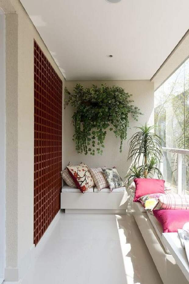 Шикарные балконы и лоджии - идеи оформления