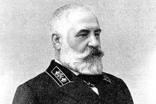 Орест Полиенович Вяземский  – выдающийся русский железнодорожный инженер