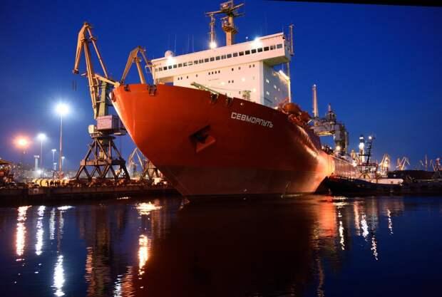 Forbes: США готовятся блокировать торговый флот России