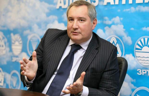 Рогозин рассказал, чем занимался его советник, задержанный за госизмену
