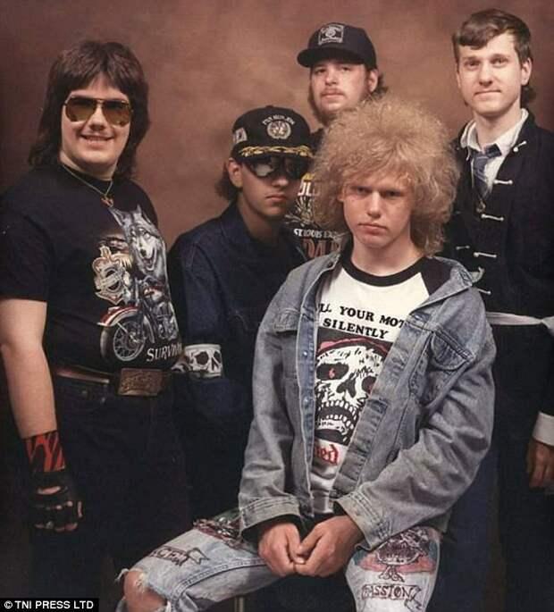 Полный привет из80-х: постеры музыкальных групп, которые никто никогда неповесит настену