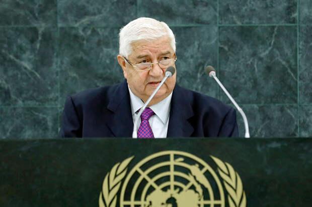 МИД Сирии: атака США на правительственные войска САР- преднамеренная и подлая агрессия