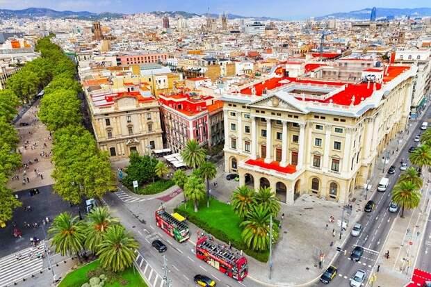 европейские города для молодых