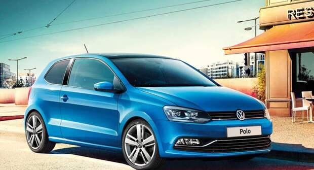 В Европе начались продажи нового Volkswagen Polo