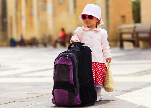 Принимаются новые правила вывоза детей за границу