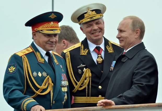 «Тихая война» Путина