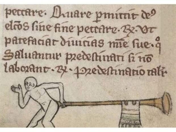Странные тенденции в средневековом искусстве, которые остаются загадкой