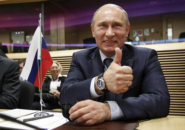 Есть результат. Путин дал старт нефтегазовой революции
