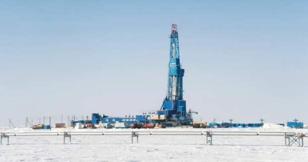 """""""Газпром бурение"""" в 2020 году снизило проходку на 4%"""