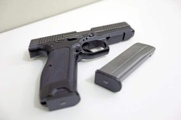 Новейший пистолет Лебедева принят на вооружение Росгвардии