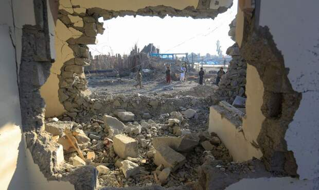 Чего добились США за 20 лет оккупации Афганистана?