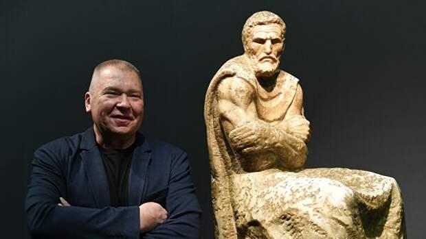 """Скульптор Рукавишников пообещал работать """"на очищение психосферы"""""""