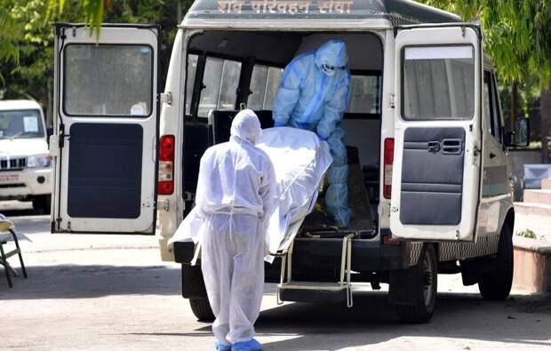 В Индии от неизвестной вирусной лихорадки скончалось 68 человек