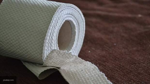 """""""Безопасная"""" туалетная бумага может быть смертельно опасной, выяснили медики"""