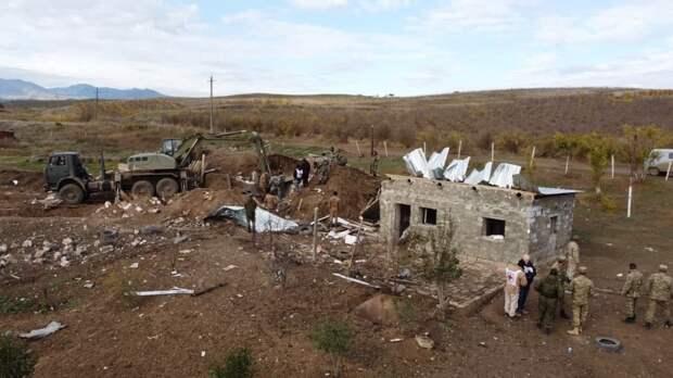 В Швейцарии назвали прекращение огня в Нагорном Карабахе заслугой России