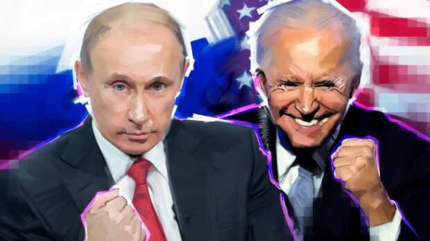 Путин первым протянул руку Байдену перед саммитом в Женеве