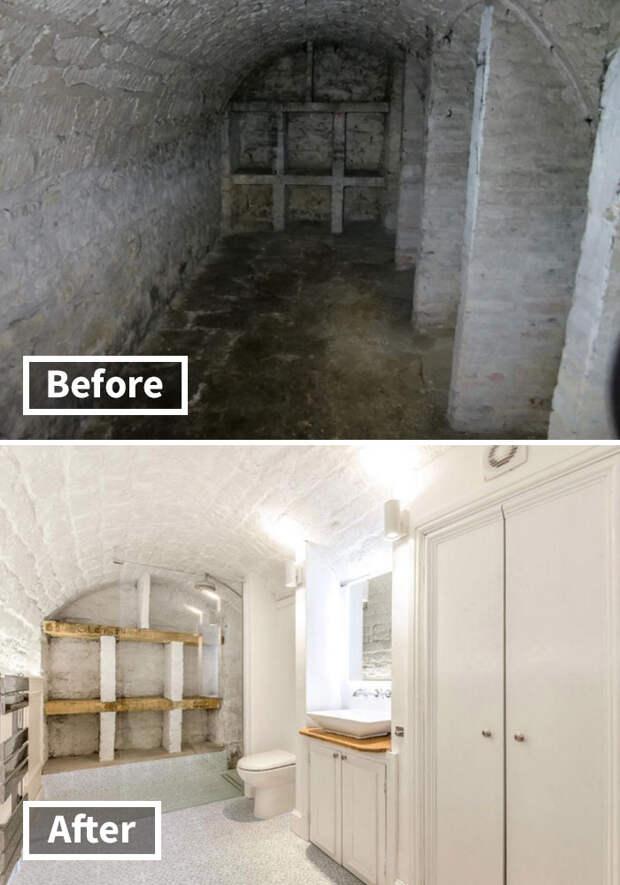 Этот англичанин смог превратить жуткие развалины в очень крутой дом