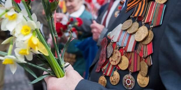 Собянин открыл на mos.ru проект «Слово солдата Победы»