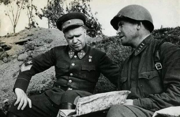 За что маршалу Жукову присвоили первое звание Герой Советского Союза