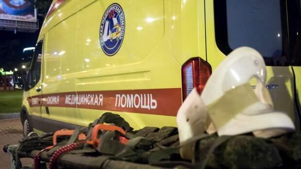 Пьяные жители Мытищ попали в реанимацию после поездки на квадроцикле
