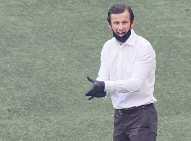 «Плюс лимит»… Сергей Семак назвал причины неудач «Зенита» в Лиге чемпионов