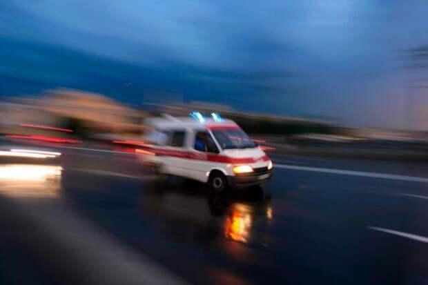 В Рязани при падении с восьмого этажа погибла 14-летняя девочка