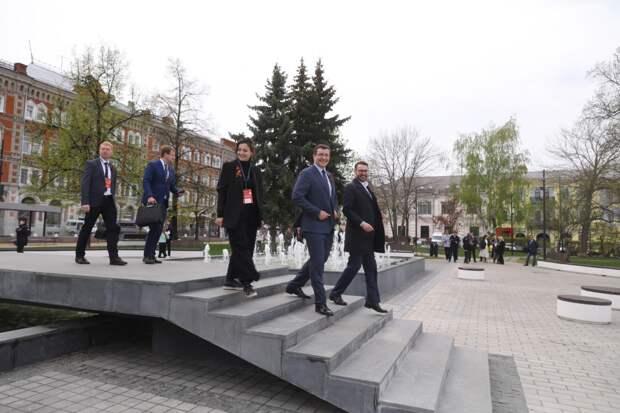 Полная чаша: как в Нижегородской области обновляют фонтаны