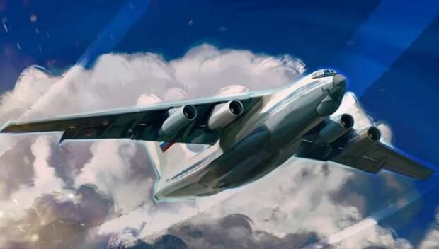 Российский Ил-106 сделает украинский Ан-124 ненужным