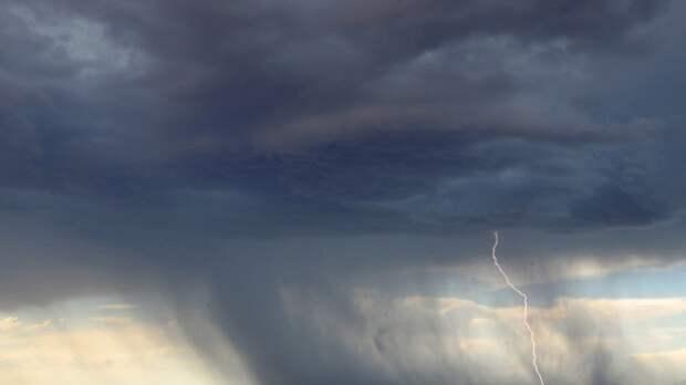 МЧС объявило штормовое предупреждение в Новосибирской области 19 апреля