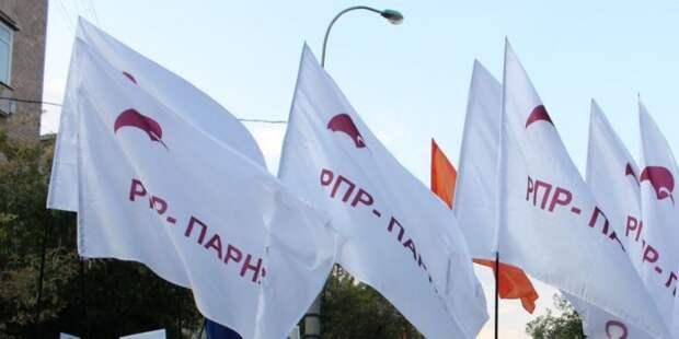 Кандидаты от Парнаса попросили разрешение у Украины на агитацию в Крыму