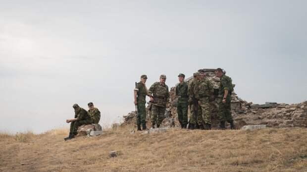 ФАН подготовил репортаж о защитниках Саур-Могилы в Донбассе