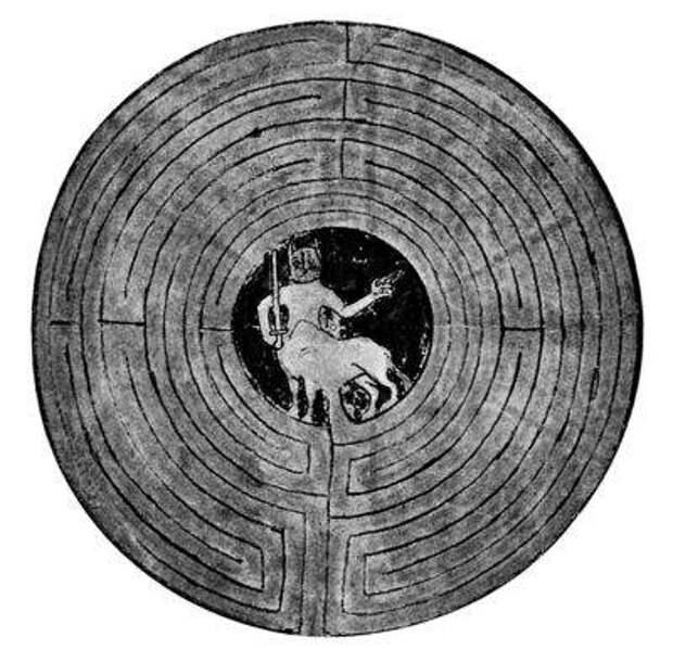 Великие загадки лабиринтов