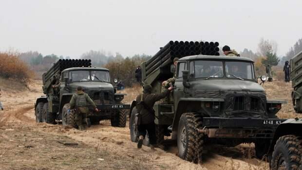 В ЛНР сообщили об обнаружении запрещенной техники ВСУ в двух селах Донбасса