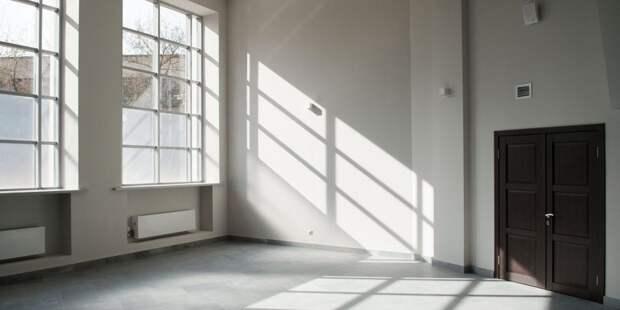 Нежилое помещение на Коптевской будет сдано в аренду на льготных условиях