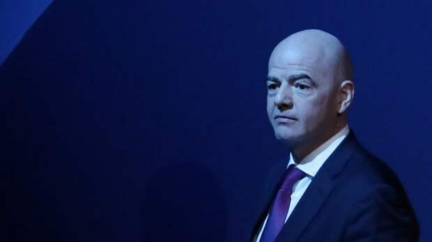 Глава ФИФА считает, что ЧМ-2022 может послужить катализатором социальных изменений в Катаре