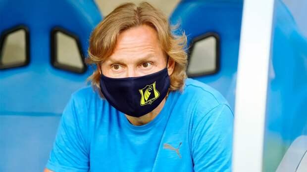 Карпин: «А почему «Зенит» должен был выходить из группы в Лиге чемпионов?!»