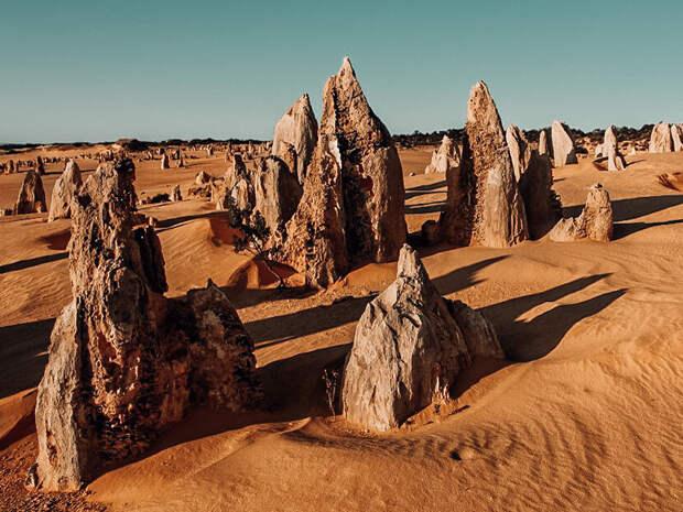 10 мест на земле, которые кажутся с другой планеты.