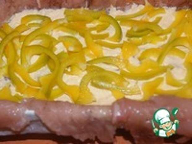 Куриный пирог без теста ингредиенты