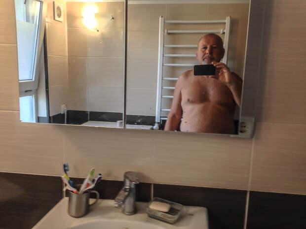 Обычный день простого крымского пенсионера