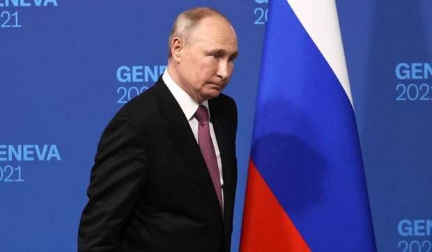 Путин высказался о доверии к США словами Толстого