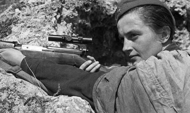 Что женщины-снайперы делают лучше своих коллег-мужчин
