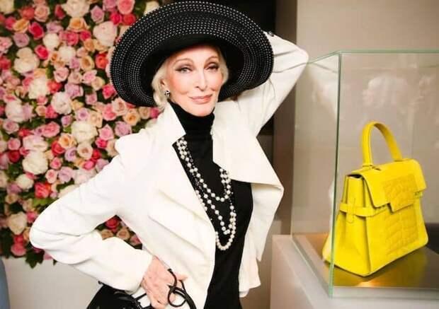 Стиль в возрасте 50+ – самое время обновить гардероб!