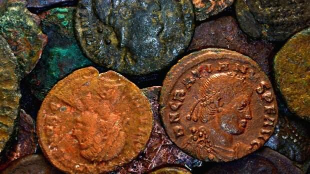 Археологи обнаружили редкий клад серебряных монет в Польше