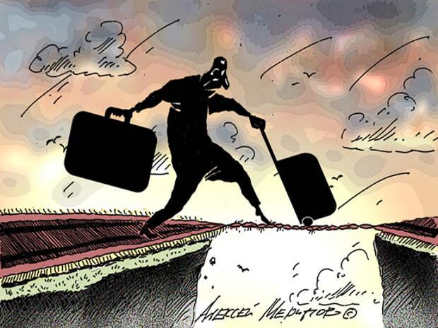 Кто валит в Америку: причины для эмиграции молодежи вызывают ...