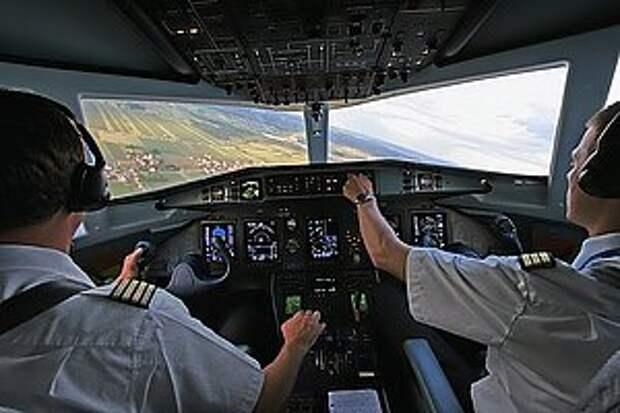 В кабинах пилотов будут установлены видеорегистраторы