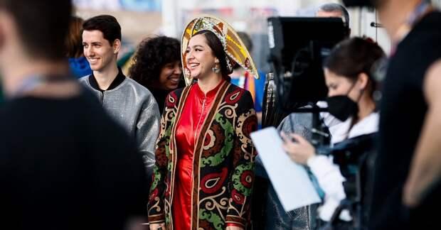 Манижа, Киркоров и участники: как прошло открытие «Евровидения»