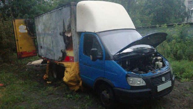Поджигатель машин был задержан в Твери