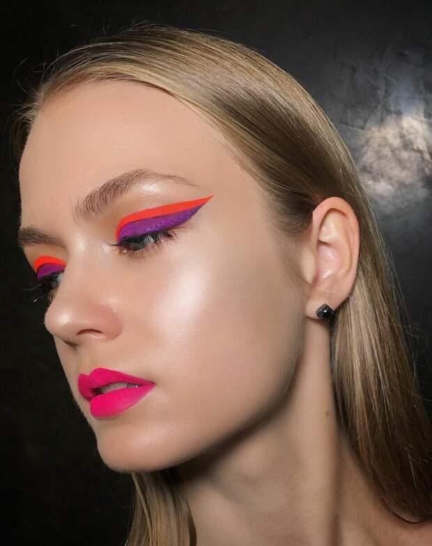 Модный макияж 2021. ТОП главных трендов